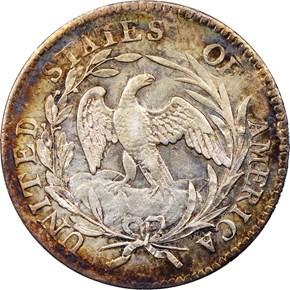 1797 10C MS reverse