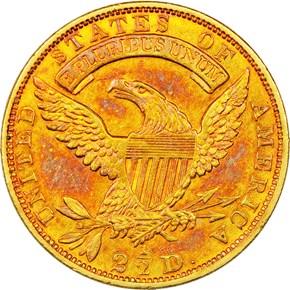 1832 BD-1 $2.5 MS reverse
