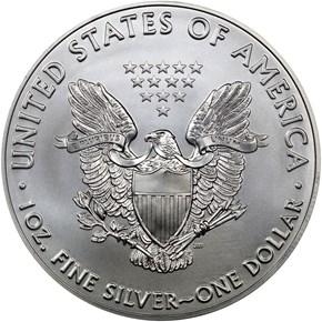 2018 Eagle S$1 MS reverse