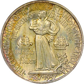 1937 ROANOKE 50C MS reverse