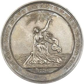 1876-DATED J-CM-11 WM UNITED STATES CENTENNIAL 58m reverse