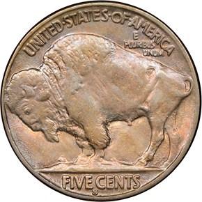 1919 S 5C MS reverse