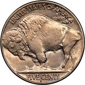 1937 S 5C MS reverse