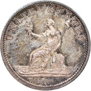 1783 GR EDGE SIL RESTRK WASHINGTON & INDEPENDENCE reverse
