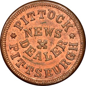 (1861-65) PITTSBURGH F-765P-4a PA MS reverse