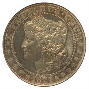 1877 J-1520 50C PF obverse