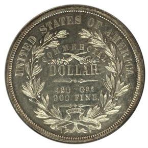 1875 J-1423 T$1 PF reverse