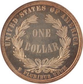 1876 J-1462 S$1 PF reverse