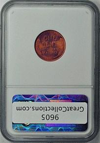 1945 D 1C MS reverse