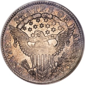 1802 10C MS reverse