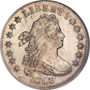 1803 10C MS obverse
