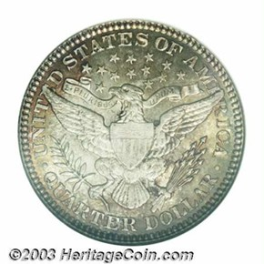 1906 25C MS reverse