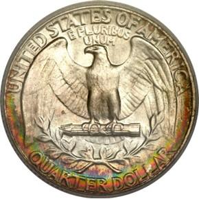 1949 25C MS reverse