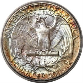 1952 25C MS reverse