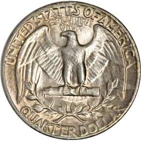 1953 25C MS reverse
