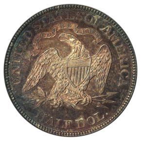 1884 50C MS reverse