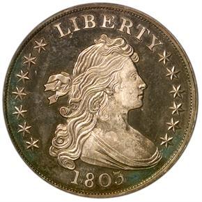1803 BB-303,B-7 S$1 PF obverse