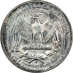 1947 S 25C MS reverse