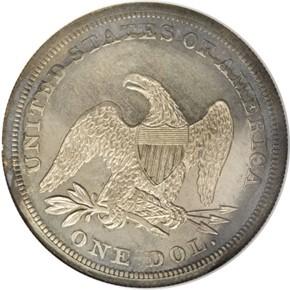 1852 ORIGINAL S$1 PF reverse
