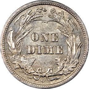 1905 O MICRO O 10C MS reverse