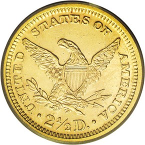 1872 $2.5 MS reverse