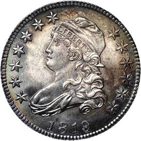 1819 25C MS obverse