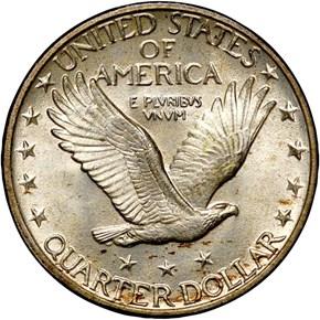 1928 25C MS reverse