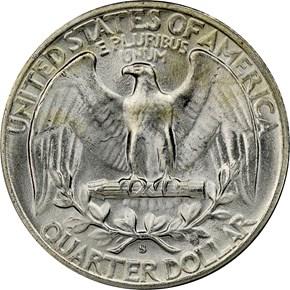 1948 S 25C MS reverse