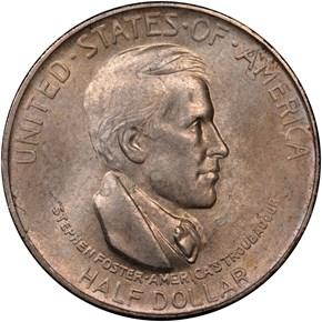 1936 S CINCINNATI 50C MS obverse