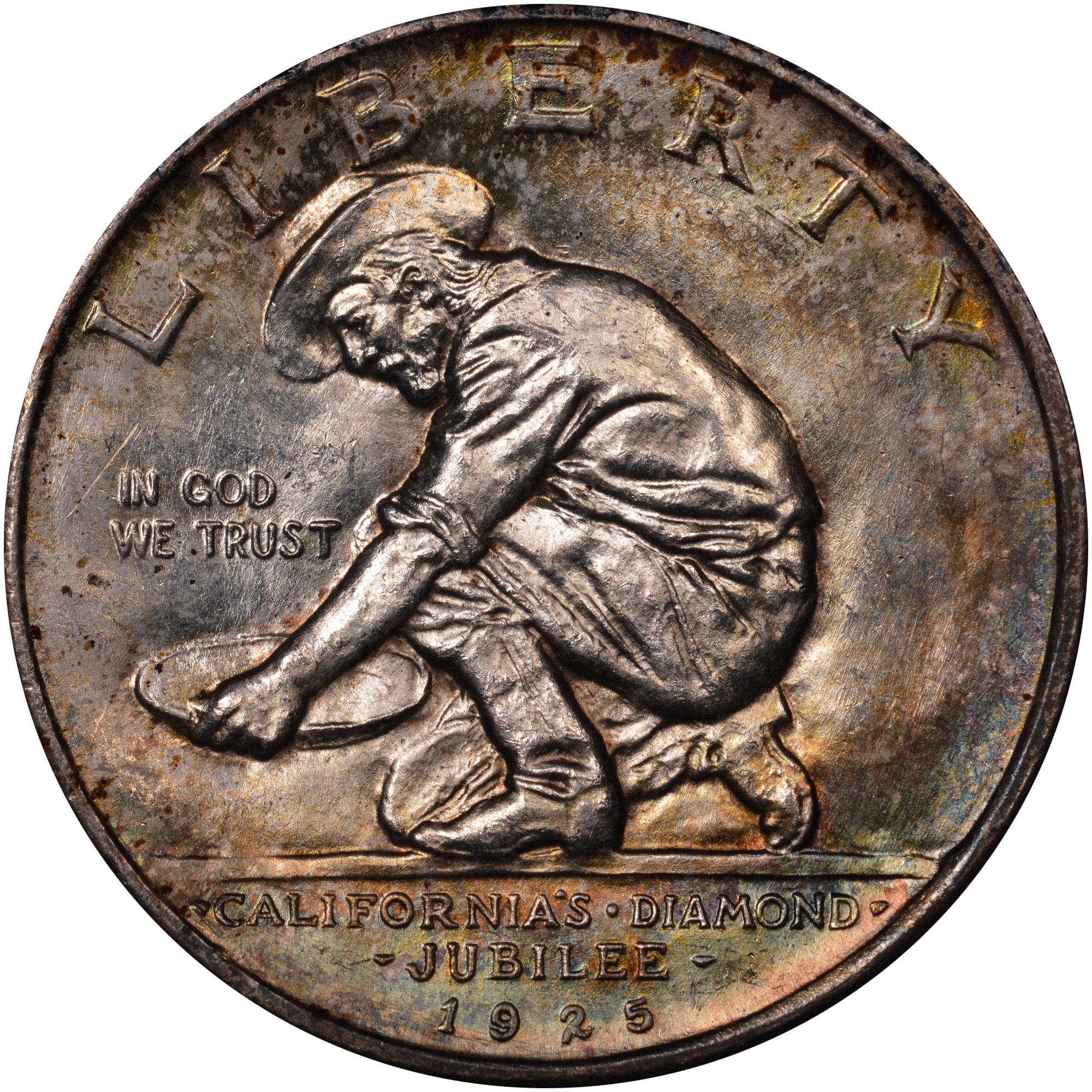 NGC Coin ExplorerSilver Commemoratives1925 S CALIFORNIA 50C MS