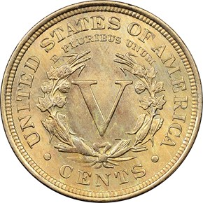 1910 5C MS reverse