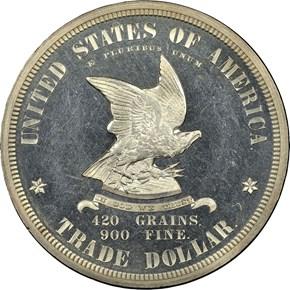 1873 J-1315 T$1 PF reverse