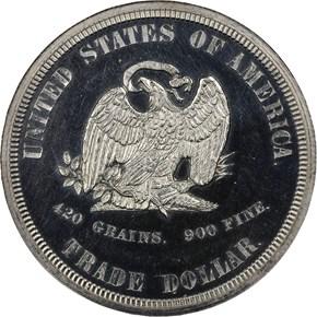 1873 J-1322 T$1 PF reverse