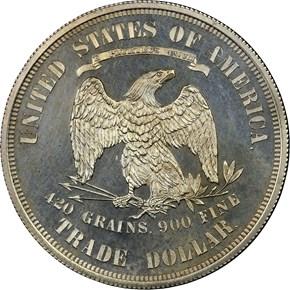 1875 J-1426 T$1 PF reverse