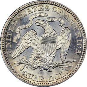 1890 25C MS reverse