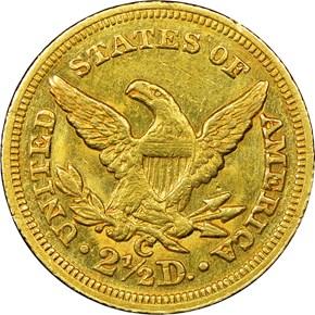 1850 C $2.5 MS reverse