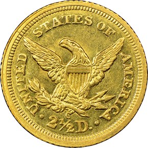 1841 C $2.5 MS reverse