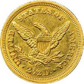 1840 C $2.5 MS reverse