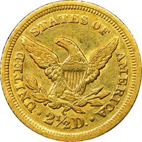 1842 C $2.5 MS reverse