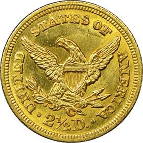 1847 C $2.5 MS reverse