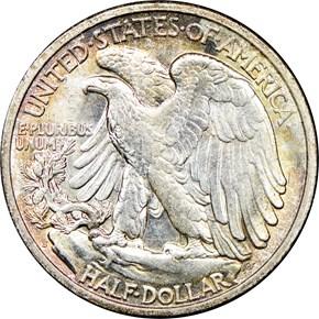 1927 S 50C MS reverse