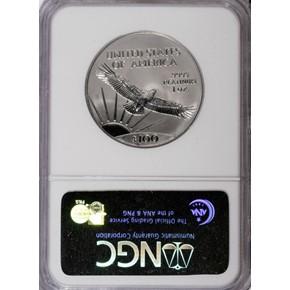 1997 EAGLE P$100 MS reverse