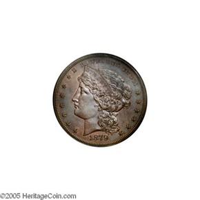 1879 J-1619 S$1 PF obverse