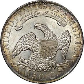 1827 50C MS reverse
