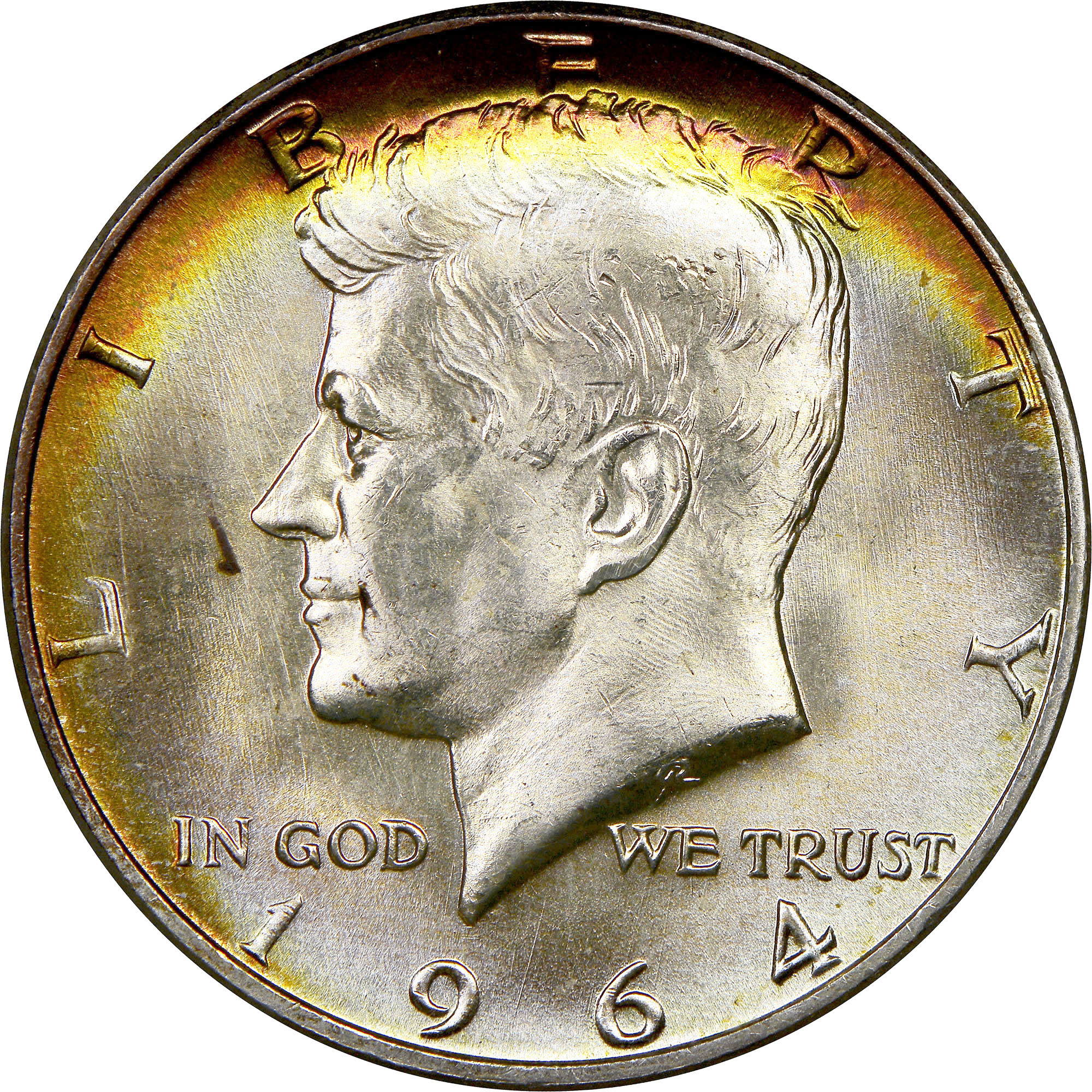 1964 Kennedy Half Dollar Value Chart Asli Aetherair Co