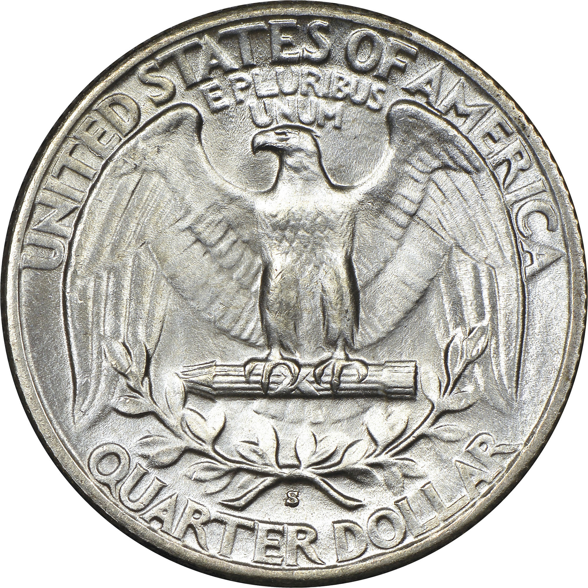 Key date 1937-s Washington Quarter