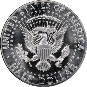 1964 50C PF reverse