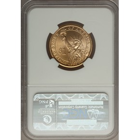 (2007) SMS MADISON MISSING EDGE LETTERING $1 MS reverse