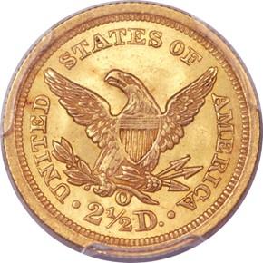1843 O $2.5 MS reverse