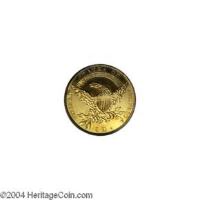 1833 $5 PF reverse